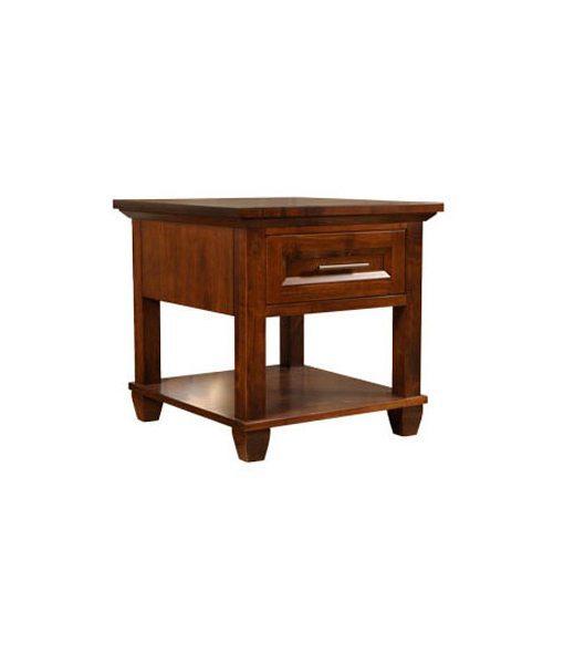 Algonquin end table A124