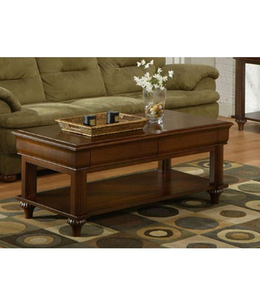 Canadiana coffee table PRP46