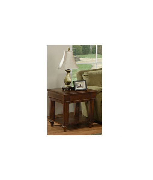Canadiana end table RP23