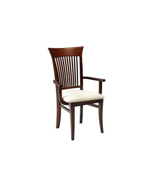 Cardinal arm chair