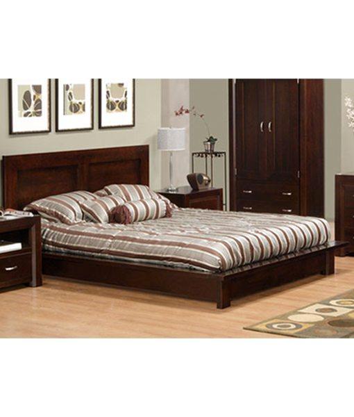 Contempo bed COQL3