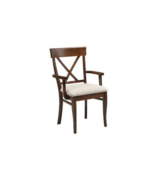 Florence x-back arm chair FL21