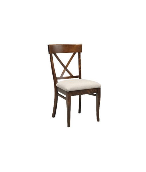 Florence x-back side chair FL20