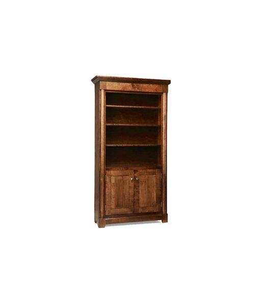 Hudson valley bookcase HV80D