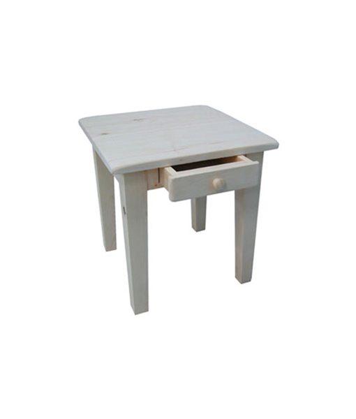 rustic living room end table rstend penwood furniture. Black Bedroom Furniture Sets. Home Design Ideas