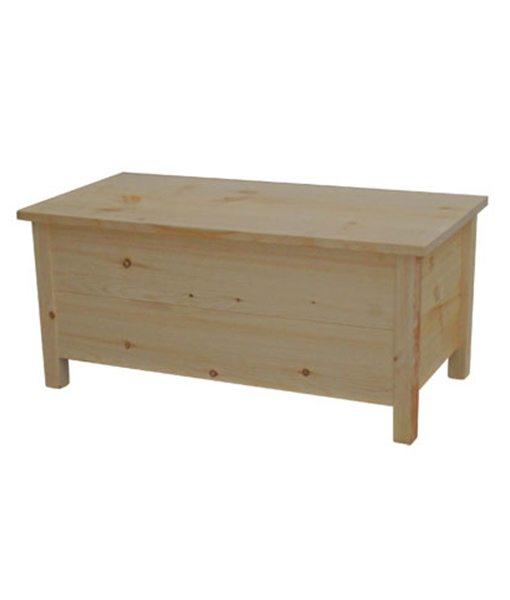 Rustic blanket box LSBox