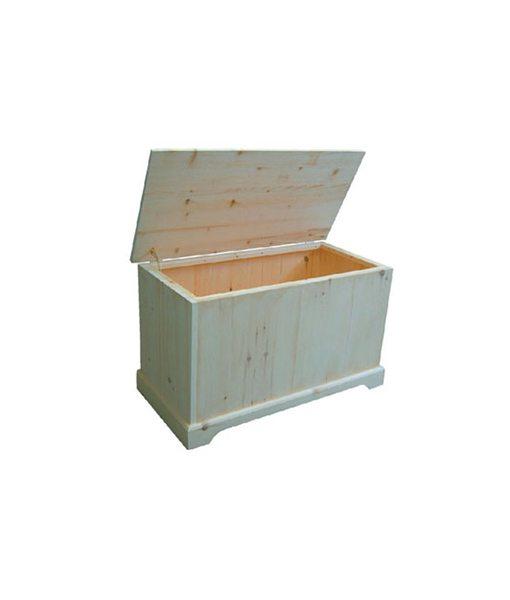 Rustic blanket box R38B