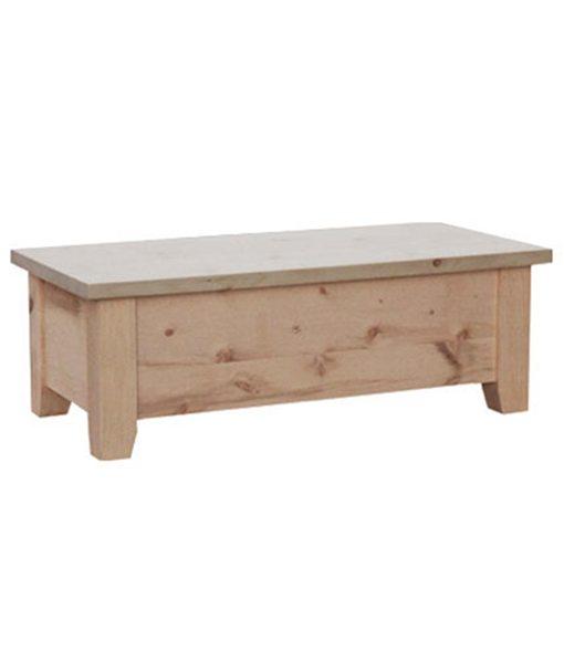 Rustic blanket box RF2246
