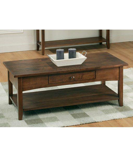 Shaker Coffee Table S2448 Penwood Furniture