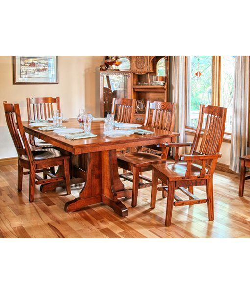 Mission Dining Room Set