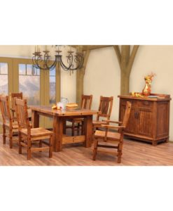Timber Dining Room Set