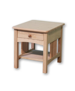 Colonial End Table C2421