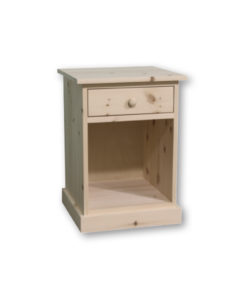 Cottage 1 Drawer Night Stand CT11
