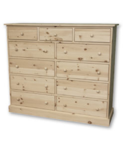 Cottage 11 Drawer Mule Chest CT21