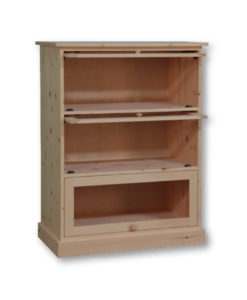 Cottage Barrister Bookcase CTBB3