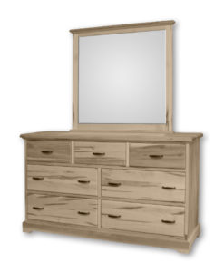 Cottage Deluxe 7 Drawer Dresser XCT17