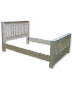 Cottage Queen Bed 60SL