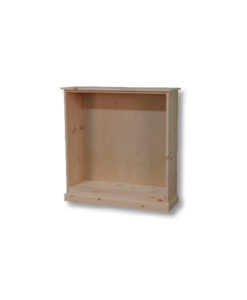 Cottage Standard Small Bookcase CT1450