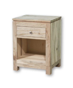 Metro 1 Drawer Night Stand MT1822O