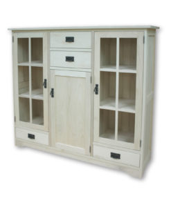 Mission Bookcase M583