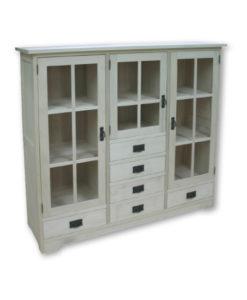 Mission Bookcase M586