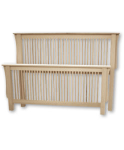 Mission Queen-size Bed 60MISS