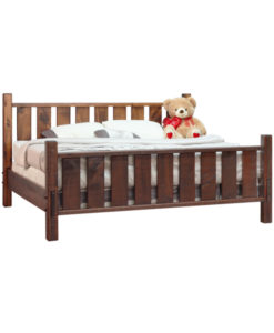 Rustic Bed RQB6688