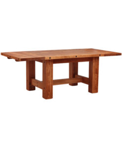 Rustic Harvest Table 12'' End Extension TEX12