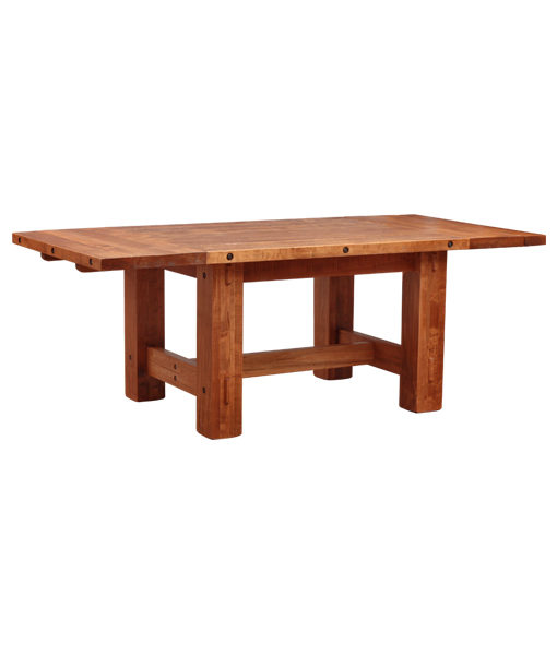 Rustic harvest table 12 39 39 end extension tex12 penwood for 12 x 12 end table