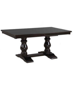 Charleston dining table