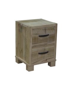 Backwoods-2-Drawer-Nightstand