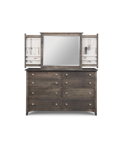 Shaker-Dresser-&-Jewelery-Mirror