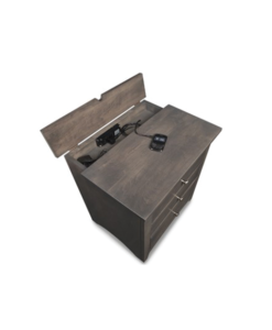 Shaker-NightStand-with-Power-Managament