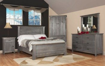 Rustic - Bedroom