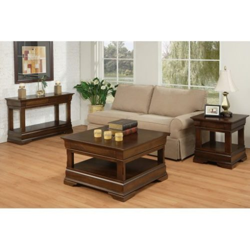 Coffee & End Tables