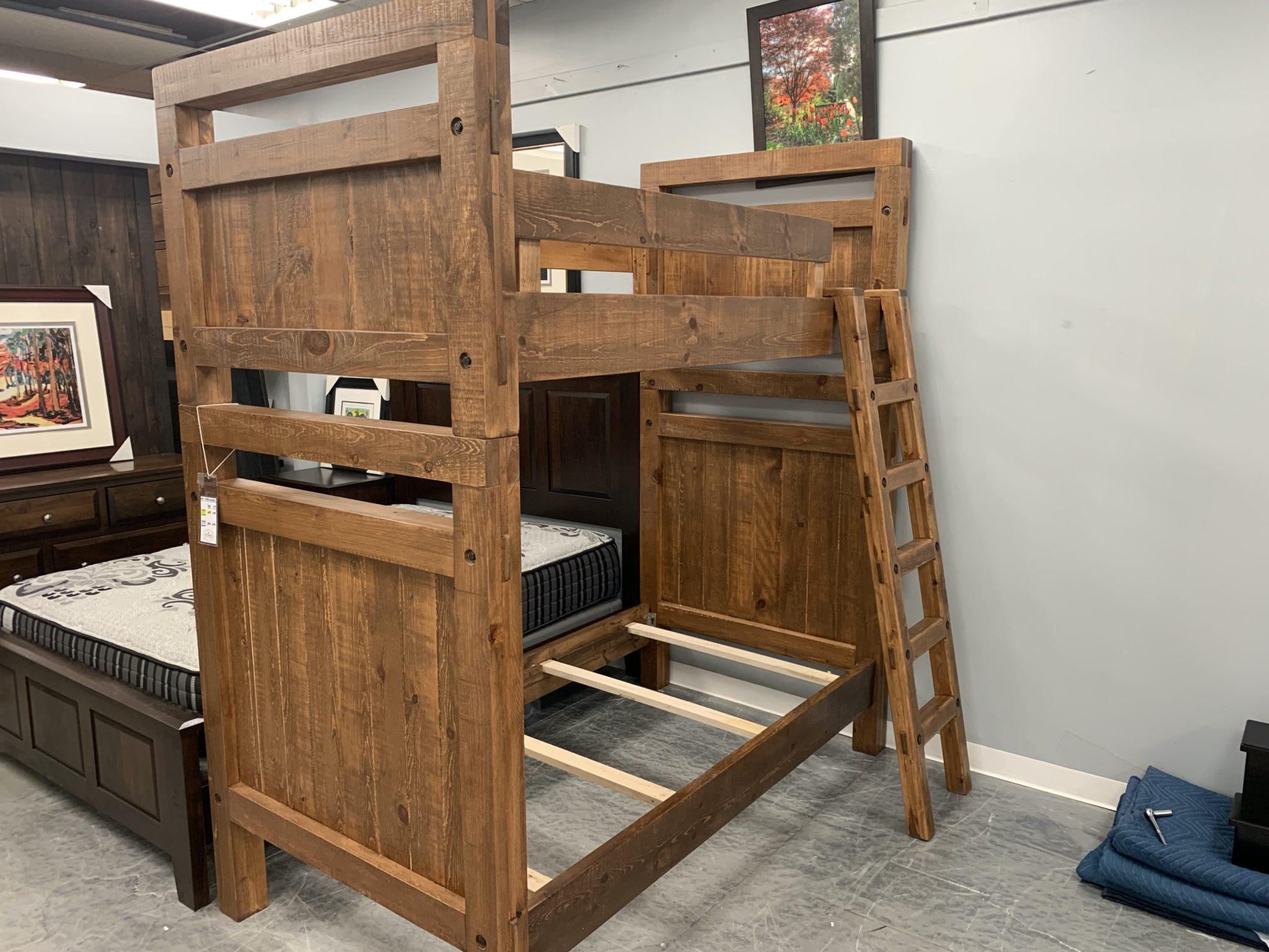 Timber Bunk Bed Penwood Furniture