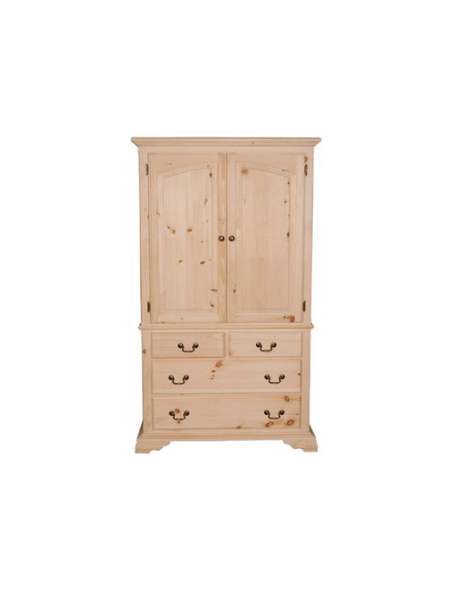 rideau crown top armoire penwood furniture. Black Bedroom Furniture Sets. Home Design Ideas
